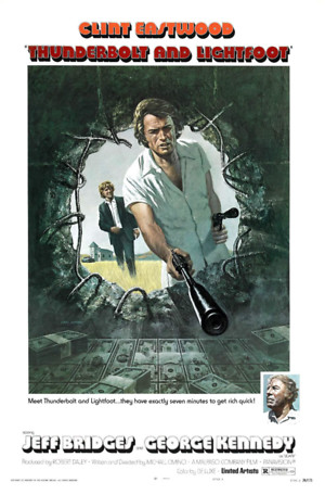 Thunderbolt and Lightfoot (1974) DVD Release Date