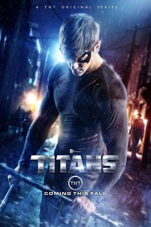Titans (TV Series 2018- ) DVD Release Date