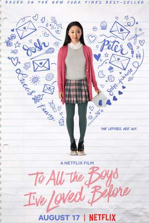 To All the Boys I've Loved Before (2018) DVD Release Date