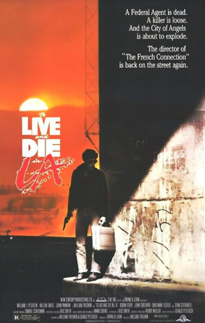 To Live and Die in L.A. (1985) DVD Release Date