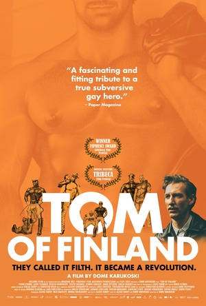 Tom of Finland (2017) DVD Release Date
