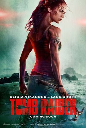 Tomb Raider (2018) DVD Release Date