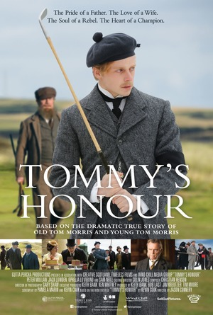 Tommy's Honour (2016) DVD Release Date