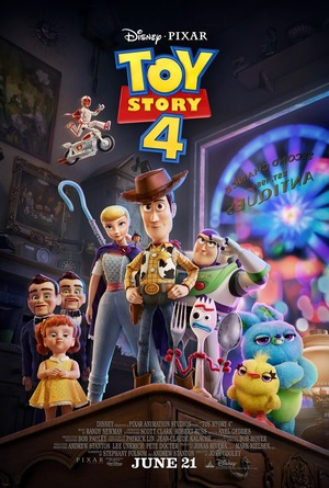 Toy Story 4 (2019) DVD Release Date