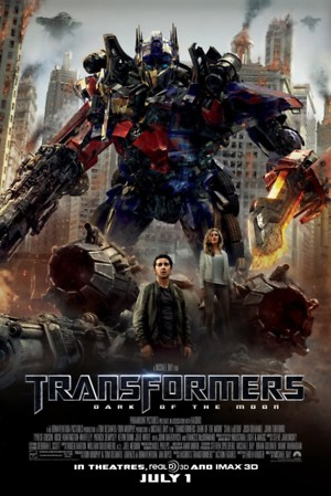 Transformers: Dark of the Moon (2011) DVD Release Date