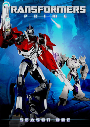 Transformers Prime (TV Series 2010-) DVD Release Date