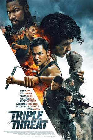 Triple Threat (2019) DVD Release Date