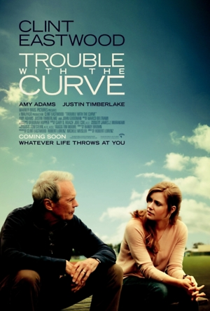 Trouble with the Curve (2012) DVD Release Date