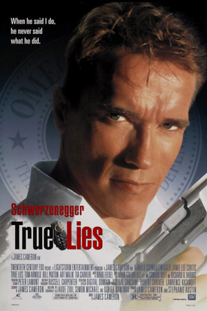 True Lies (1994) DVD Release Date
