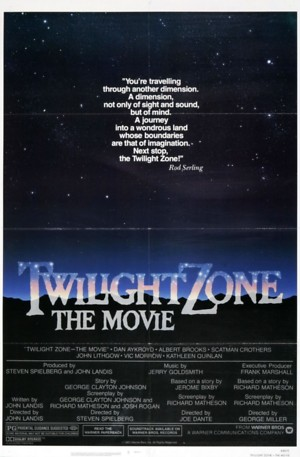 Twilight Zone: The Movie (1983) DVD Release Date