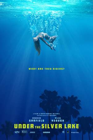 Under the Silver Lake (2018) DVD Release Date