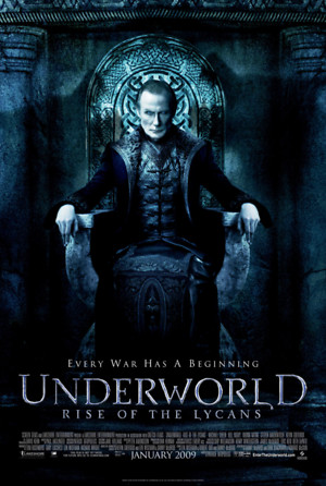 Underworld: Rise of the Lycans (2009) DVD Release Date