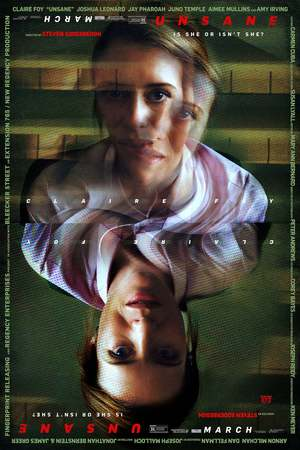 Unsane (2018) DVD Release Date