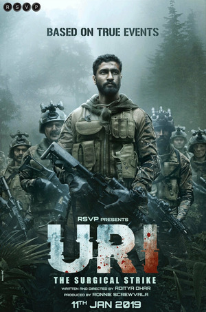 Uri: The Surgical Strike (2019) DVD Release Date