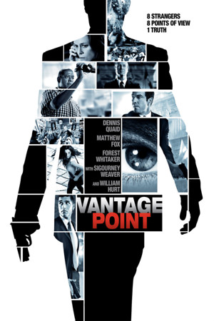 Vantage Point (2008) DVD Release Date