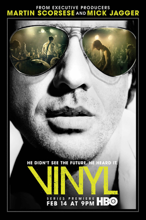 Vinyl (TV Series 2016- ) DVD Release Date