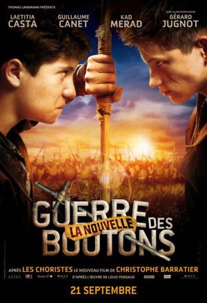 War of the Buttons (2011) DVD Release Date