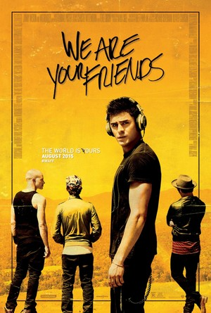 We Are Your Friends (2015) DVD Release Date