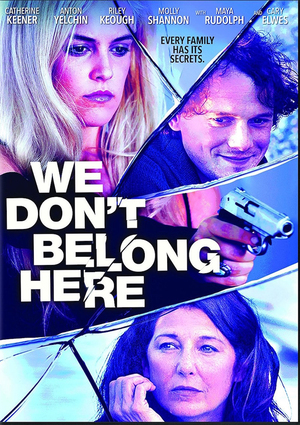 We Don't Belong Here (2017) DVD Release Date