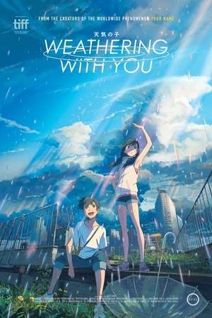 Weathering with You (2019) DVD Release Date