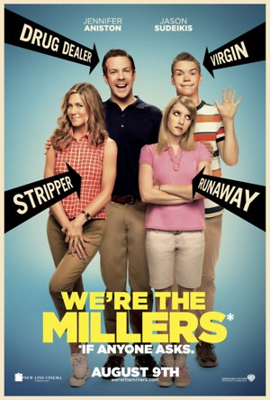 We're the Millers (2013) DVD Release Date