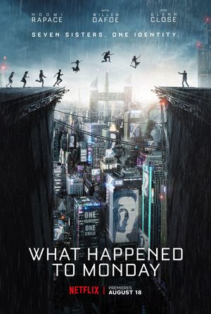 What Happened to Monday (2017) DVD Release Date