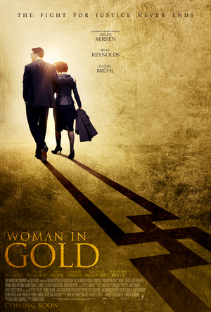 Woman in Gold (2015) DVD Release Date