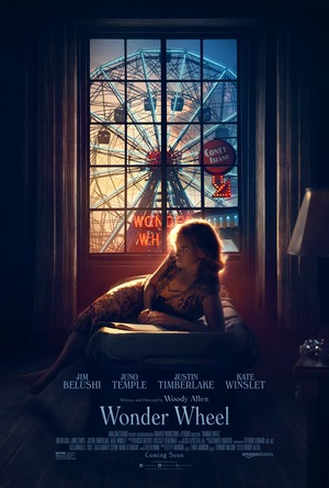 Wonder Wheel (2017) DVD Release Date