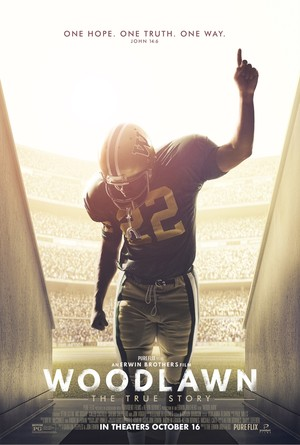 Woodlawn (2015) DVD Release Date
