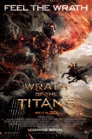 Wrath of the Titans (2012) DVD Release Date