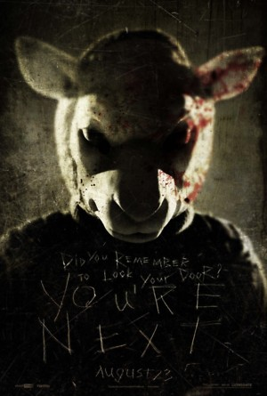 You're Next (2011) DVD Release Date