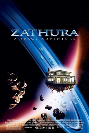 Zathura: A Space Adventure (2005) DVD Release Date