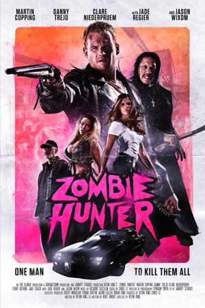 Zombie Hunter (2013) DVD Release Date